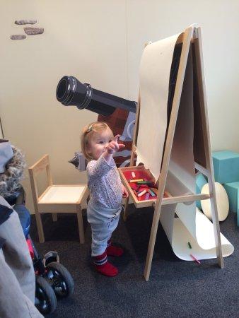 Carrickfergus, UK: New play area for children