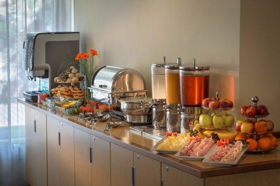Hotel Aida - breakfast