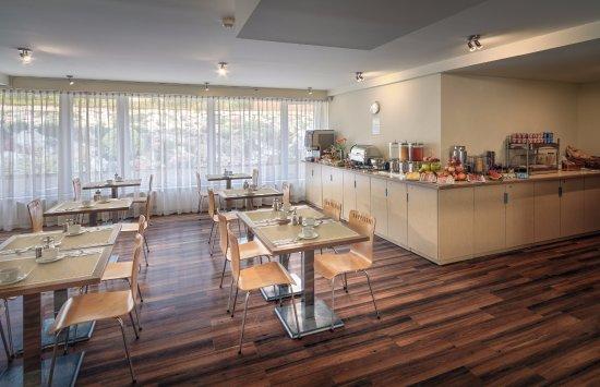 Hotel Aida - breakfast room