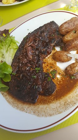 Lunéville, France : Foie de Veau