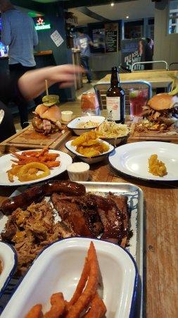 Bracknell, UK: FOOD.