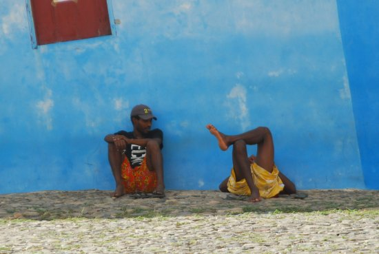 Sal Rei, Cape Verde: No - Stress / relax auf Boavista