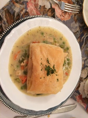 Plymouth, MI: Chicken pot pie