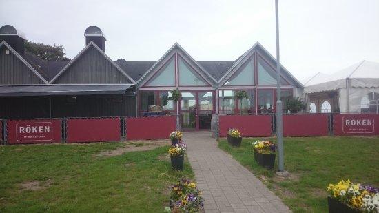 Simrishamn, Sweden: Entré