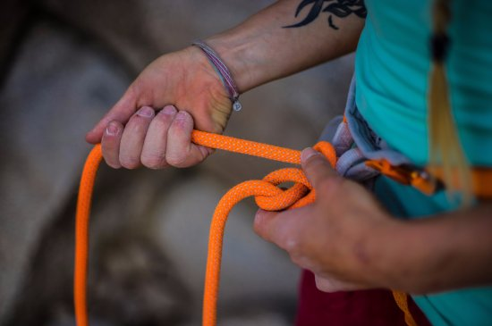 Olympic Valley, CA: Learn how to rock climb with Alpenglow Expeditions.
