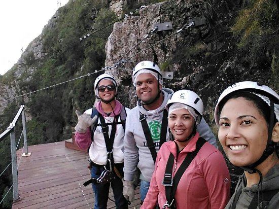 Elgin, Sydafrika: Cape Canopy Tour