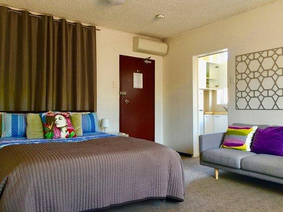 Bondi, ออสเตรเลีย: Studio -06 bedroom area