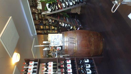 Grevenmacher, Luxemburgo: Ristorante Cento Vini