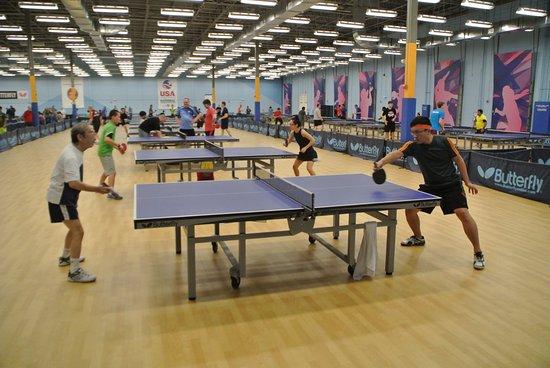 Morrisville, Carolina del Norte: Tournament action