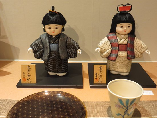 Ishikawa Prefectural Museum for Traditional Products and Crafts : Dolls