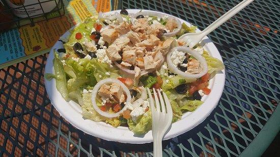 Dillon, CO: Greek Salad