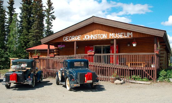 George Johnston Museum