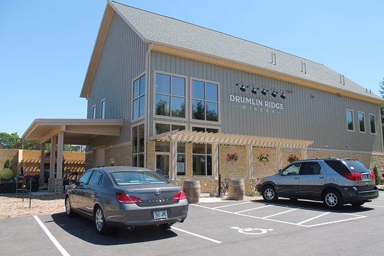 Waunakee, Ουισκόνσιν: Drumlin Ridge Winery
