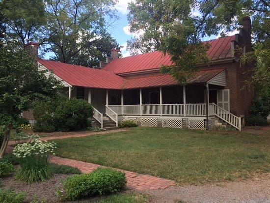 The Carter House, Franklin TN