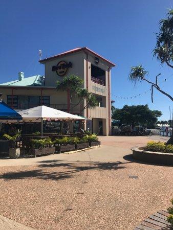 Denarau Island, Fiji: Hard Rock Caffe