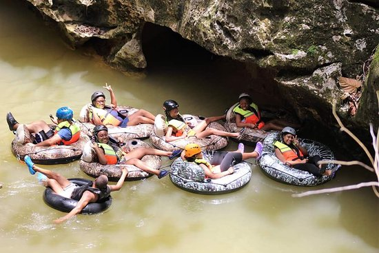 District Belize, Belize: Cave Tubing