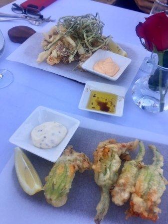 Agoura Hills, Califórnia: Tasteless appetizers