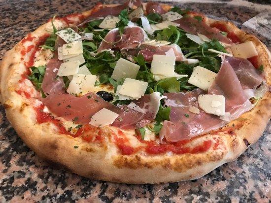 Juvignac, ฝรั่งเศส: Palermo Pizza