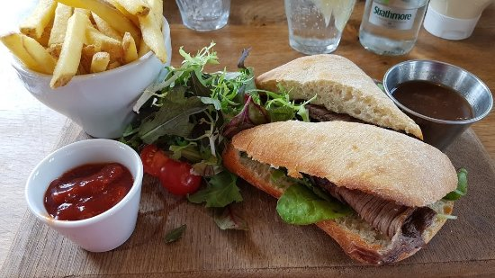 Kippen, UK: One of the Daily Specials