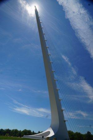 Sundial Bridge: The Sundial
