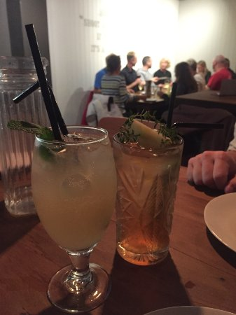 Atticus Finch: Drinks to pair with dinner