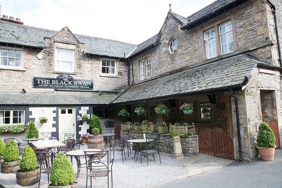 Ravenstonedale, UK: The Black Swan