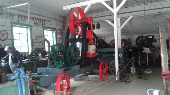Drummondville, Canada : le garagiste