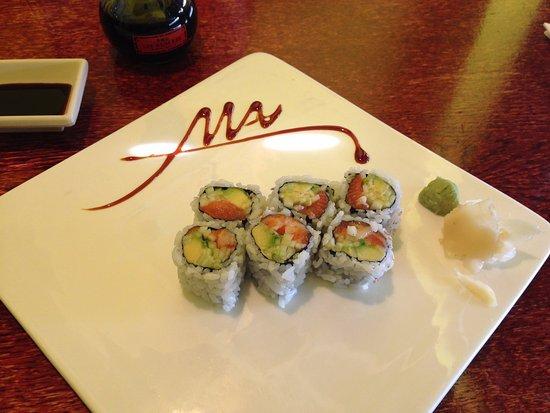 East Brunswick, NJ: The Alaska roll