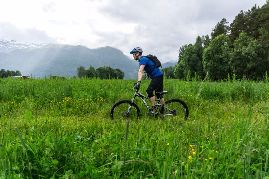 Gloppen Municipality, Norway: MTB