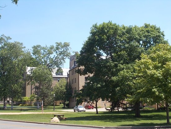University of Notre Dame, South Bend, Indiana.