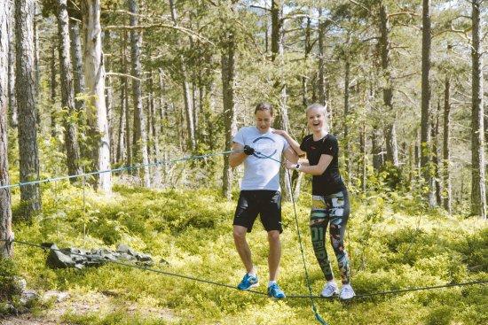 Gloppen Municipality, Norwegen: team building
