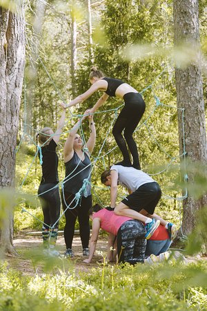 Gloppen Municipality, Norway: team building