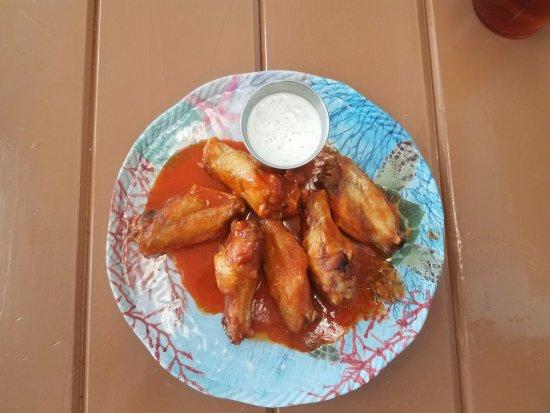 Oak Ridge, TN: Hot Wings
