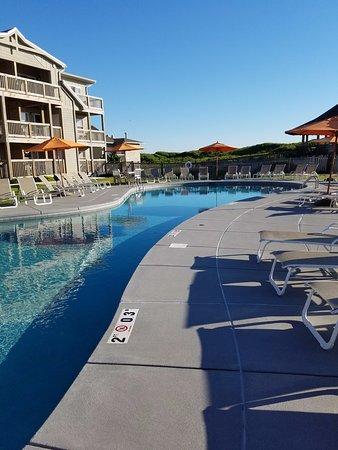 Duck, Carolina del Nord: Zero entry family pool