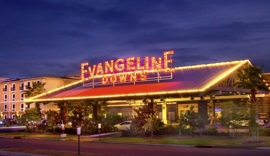 Opelousas, Louisiane : Evangeline Downs