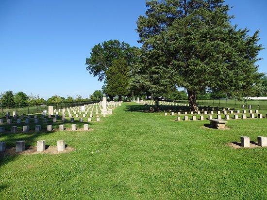 Franklin, TN: McGavock Confederate Cemetery