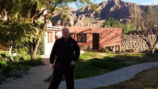 Posada Con Los Angeles: Los jardines...la imagen habla por sí sola