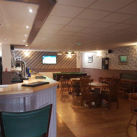 Fazeley inn bar and restaurant