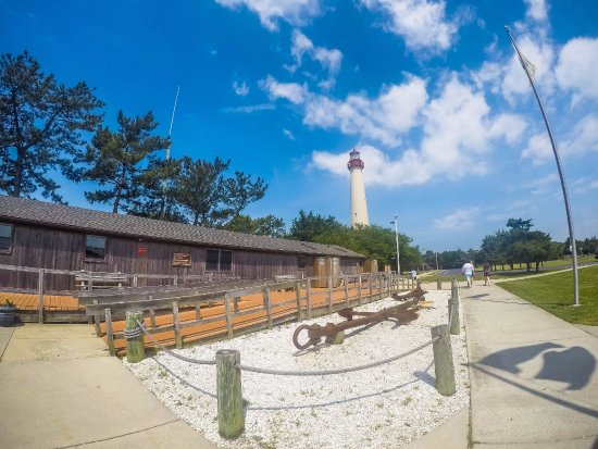 Cape May Lighthouse: The Lighthouse