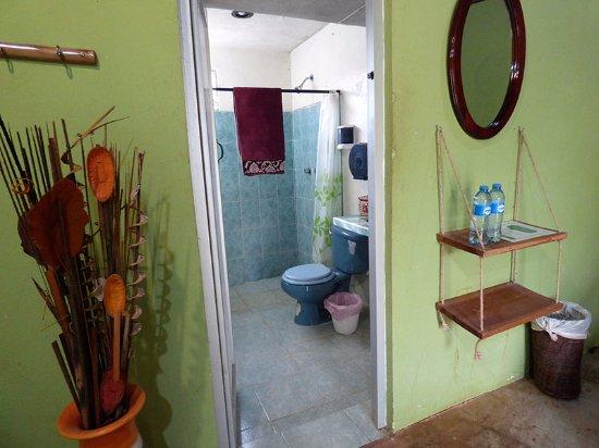 Complexe Munha Uxmal: Cabane avec salle de bain