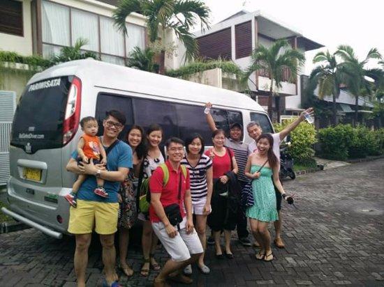 Bali Safest Driver