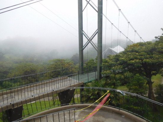 Santa Elena, Costa Rica: Next time we will do the hanging bridges!
