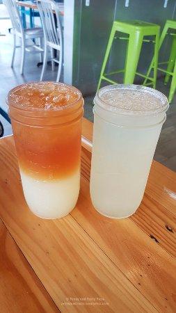 Hawaii Kai, HI: Lychee Lemonade and a BYO Tea