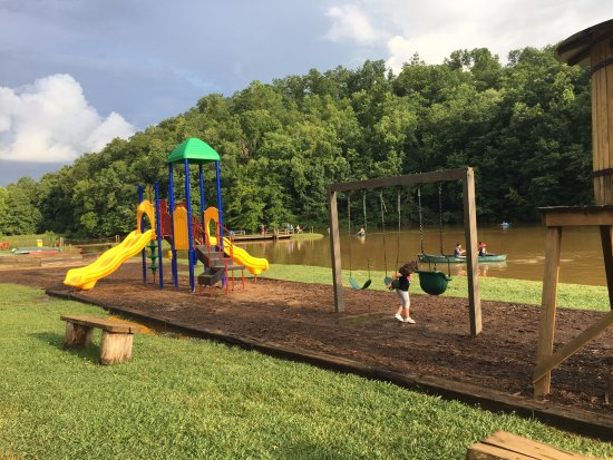 Hidden Creek Camping Resort: Replacement Playground