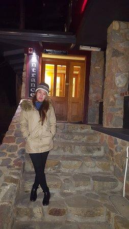 Thredbo Village, Australia: Front entrance