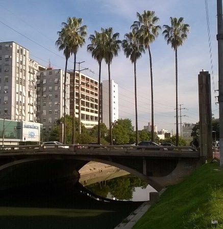 Ponte da Avenida Joao Pessoa