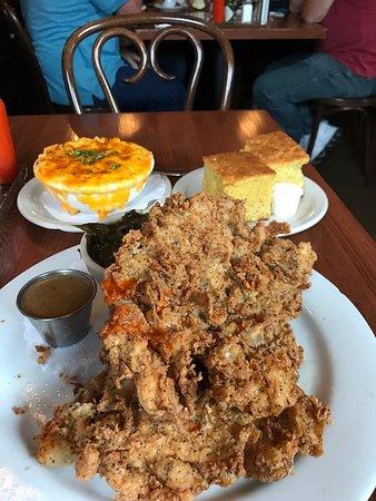 Screen Door: Fried Chicken Meal