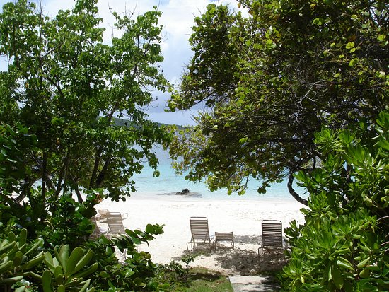 Caneel Bay, St. John: Always uncrowded beaches