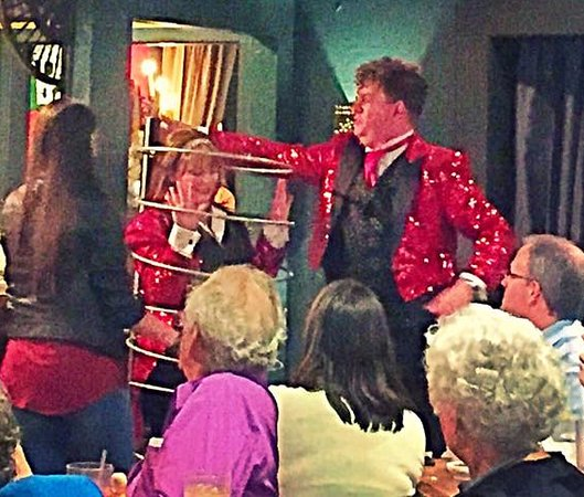 Destin Magic Dinner Theater