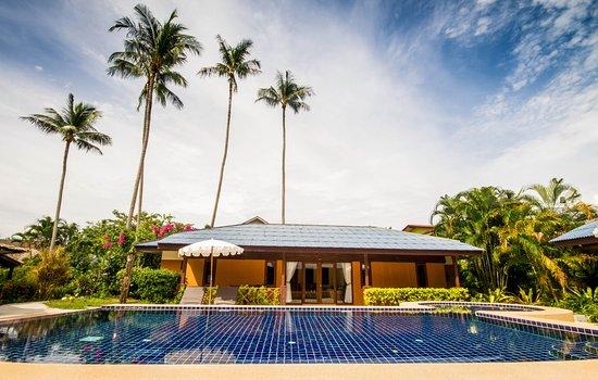 Lipa Noi, Thailand: Pool View Bungalow